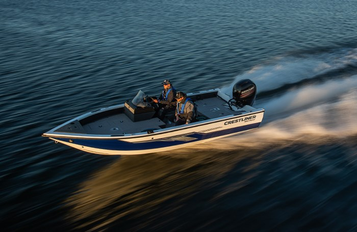 2020 Crestliner 1850 Raptor Photo 1 of 1