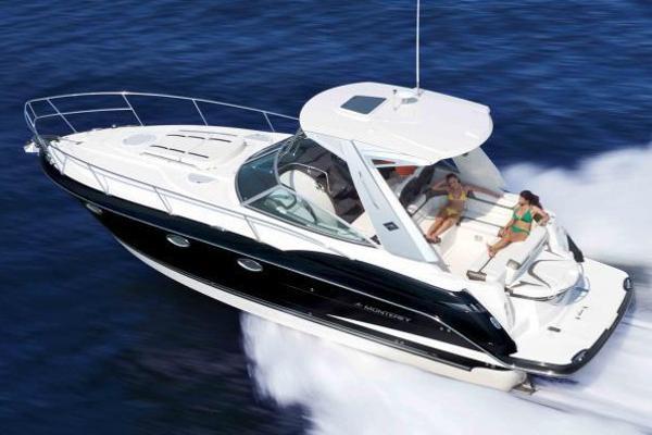 2016 Monterey 355 Sport Yacht Photo 3 of 38