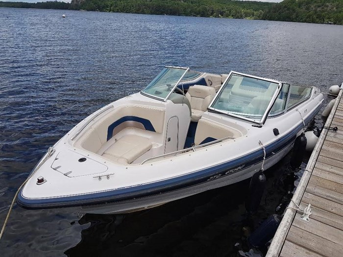 1996 CHAPARRAL 2130 SST Photo 6 of 6