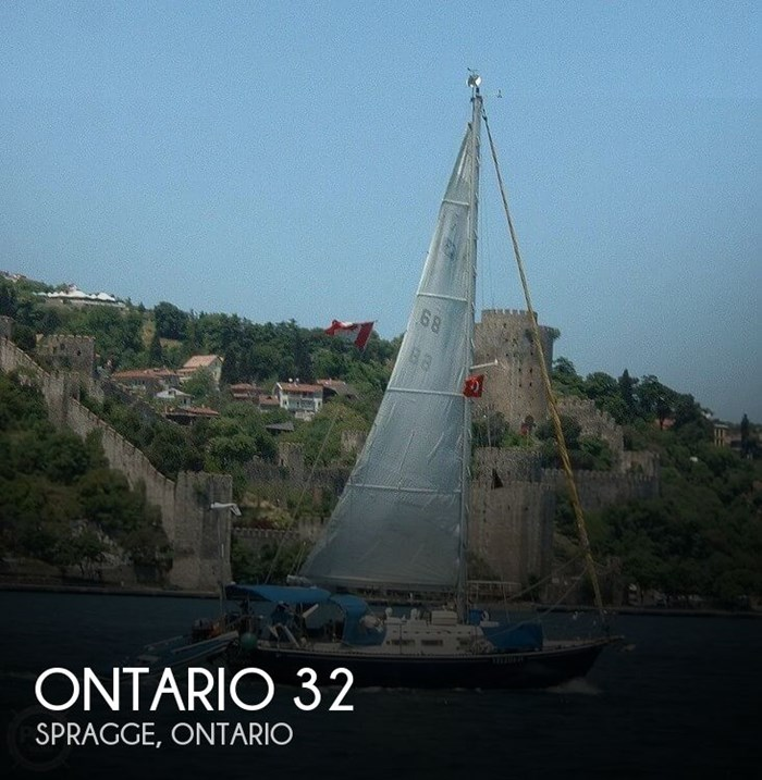 1978 Ontario Yachts 32 Photo 1 sur 18