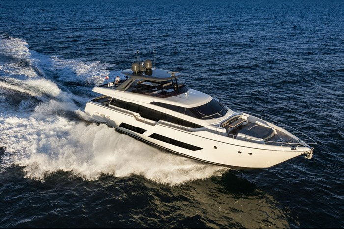 2020 Ferretti 850 Photo 5 of 65