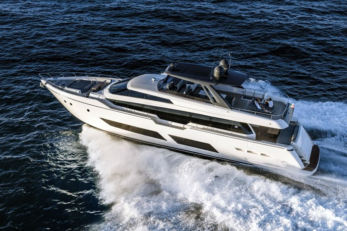 2020 Ferretti 850 Photo 16 of 65