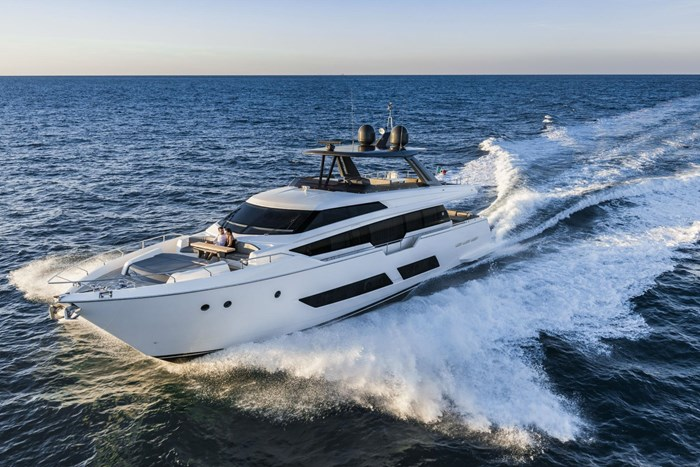 2020 Ferretti 850 Photo 17 of 65