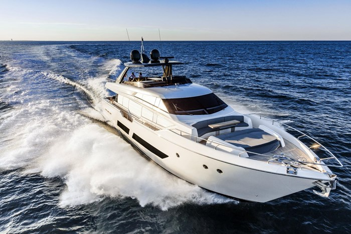 2020 Ferretti 850 Photo 6 of 65