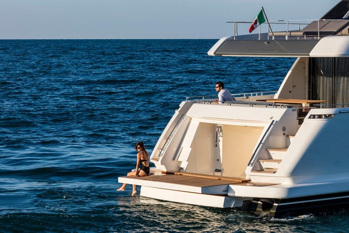 2020 Ferretti 850 Photo 11 of 65