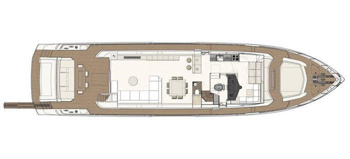 2020 Ferretti 850 Photo 63 of 65