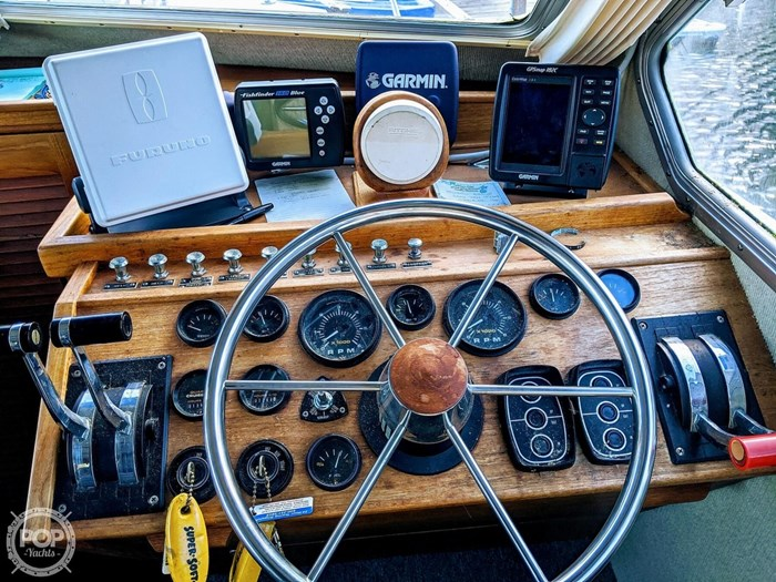 1988 Commander Sport Fisherman Photo 11 sur 21