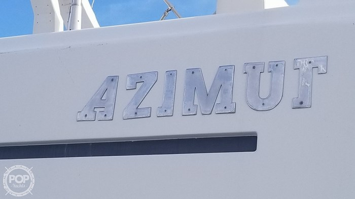 1988 Azimut 70 Photo 4 sur 20
