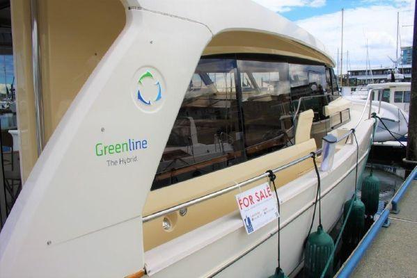 2013 Greenline 40 hybrid Photo 31 of 36