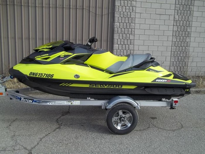 2018 Sea-Doo RXP®-X® 300 Photo 1 of 6
