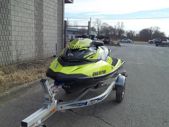 2018 Sea-Doo RXP®-X® 300 Photo 2 of 6