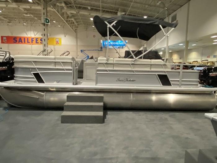 2020 SUNCHASER          Tri-Toon 22 LR SB      (Slide Bench) Photo 1 of 8