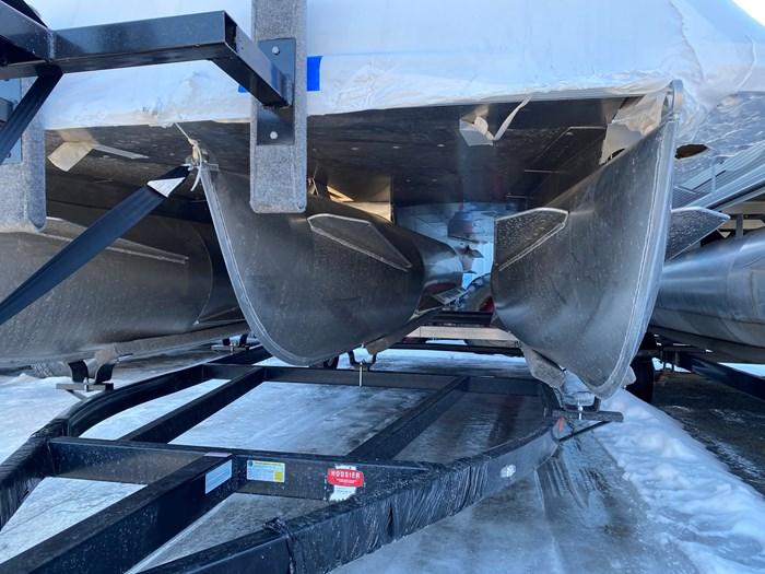 2020 SUNCHASER          Tri-Toon 22 LR SB      (Slide Bench) Photo 8 of 8