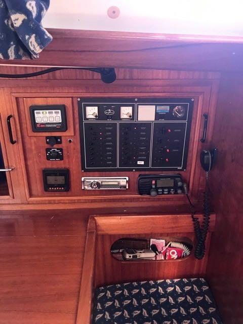 1998 Dufour Yachts Dufour 45 / Classic Photo 16 sur 25