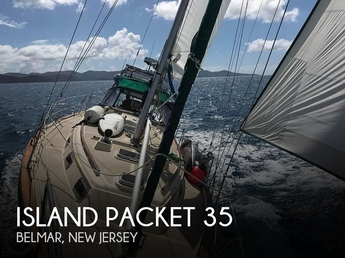 1990 Island Packet 38 Cutter Photo 1 of 20