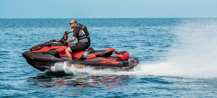 2020 Sea-Doo RXT-X-300 Photo 1 of 2