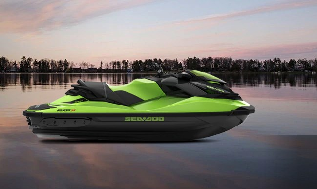 2020 Sea-Doo RXP-X-300 Photo 1 of 1