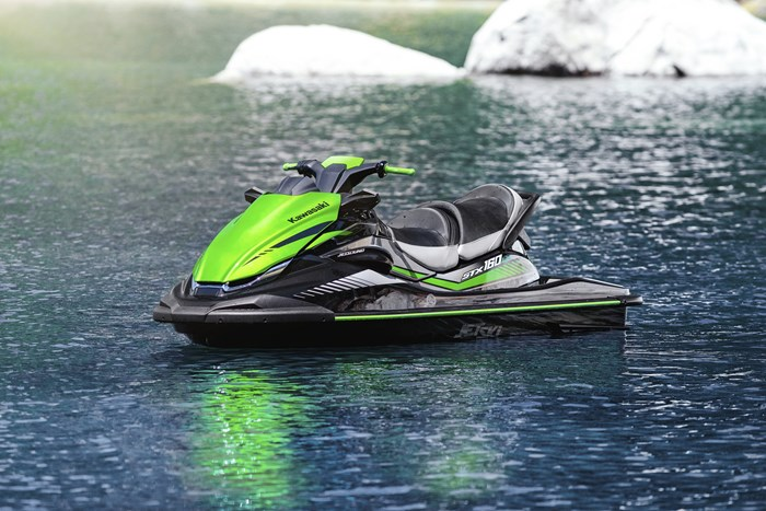 2020 Kawasaki Jet Ski STX 160-LX Photo 6 sur 12