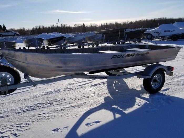 2007 Polar Kraft Dakota V 1460 Photo 1 of 7