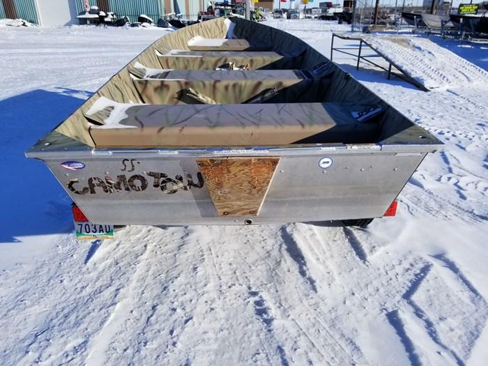 2007 Polar Kraft Dakota V 1460 Photo 4 of 7