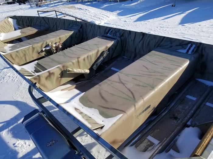 2007 Polar Kraft Dakota V 1460 Photo 5 of 7