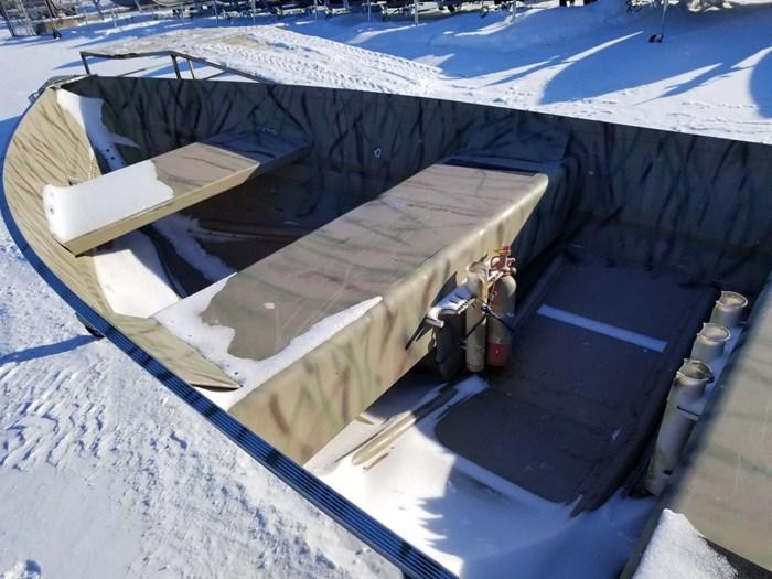2007 Polar Kraft Dakota V 1460 Photo 6 of 7