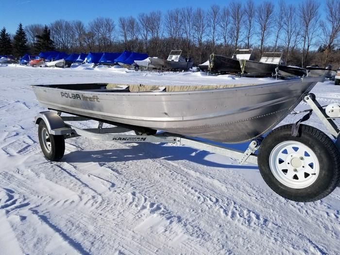 2007 Polar Kraft Dakota V 1460 Photo 7 of 7