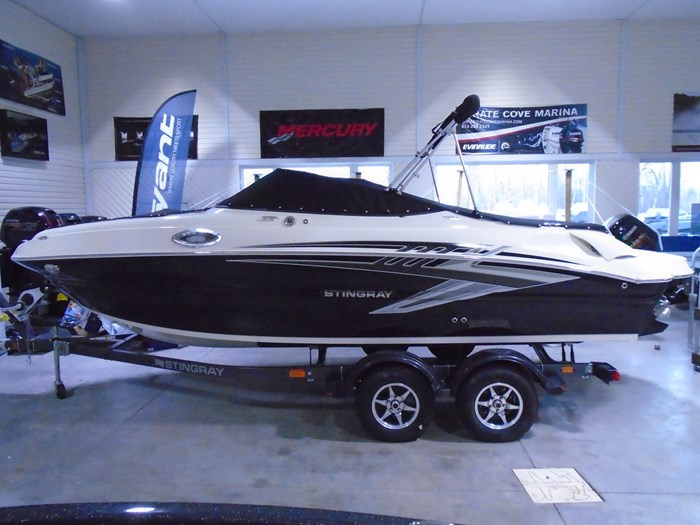 2020 Stingray 215 LR – For Sale – STR118 Photo 30 of 30