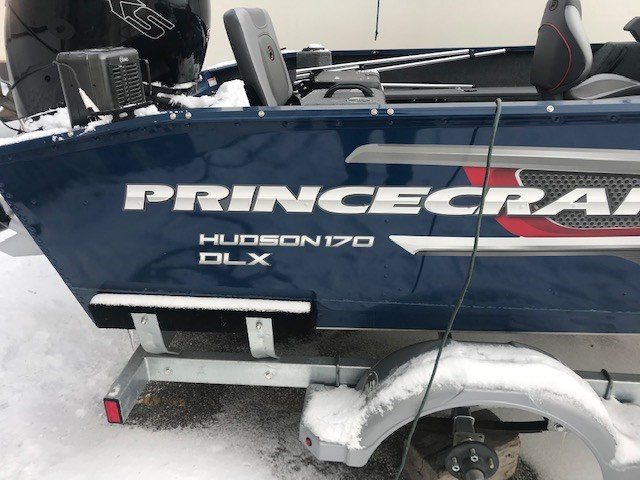 2019 Princecraft Hudson 170 DLX Photo 1 of 7
