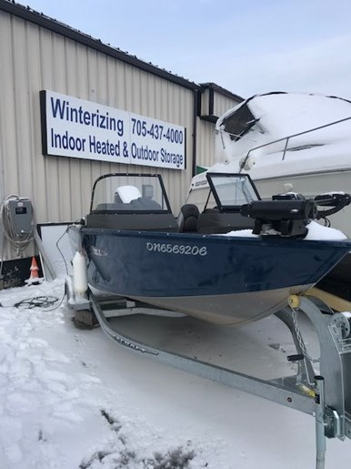 2019 Princecraft Hudson 170 DLX Photo 2 of 7