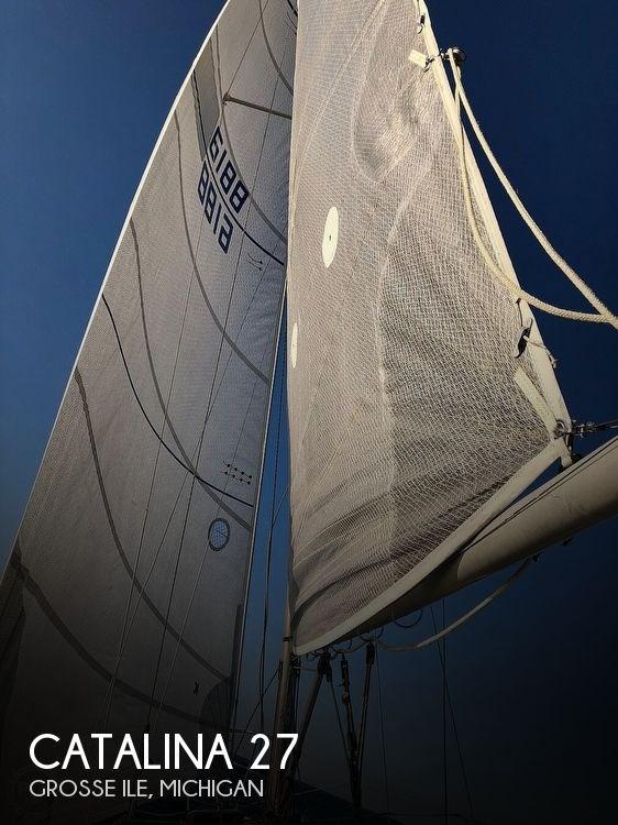 1986 Catalina 27 Photo 1 sur 20