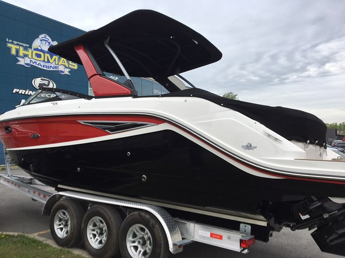 2017 Sea Ray 280SLX 8.2MAG DTS ECT BR3 380 Photo 2 of 11