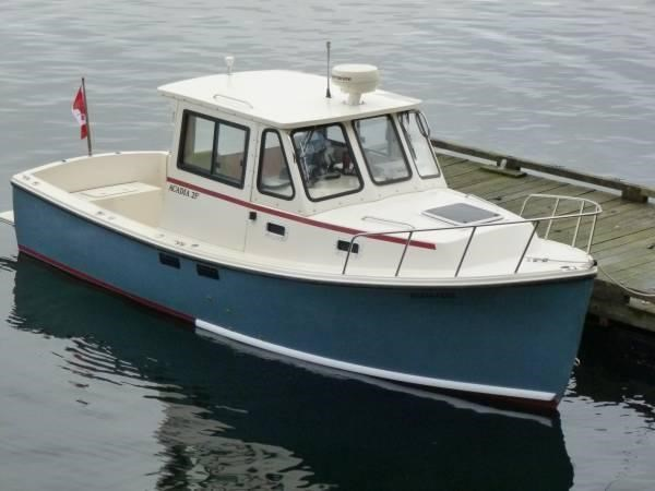 2005 Atlas Boat Works Acadia 25 Photo 1 of 33