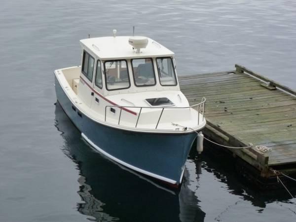 2005 Atlas Boat Works Acadia 25 Photo 3 of 33