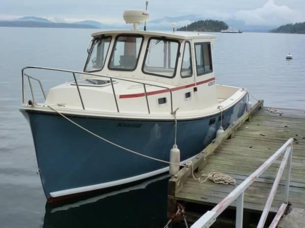2005 Atlas Boat Works Acadia 25 Photo 33 of 33