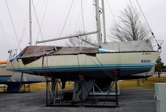 1984 X-Yachts Denmark X102 Photo 15 sur 15