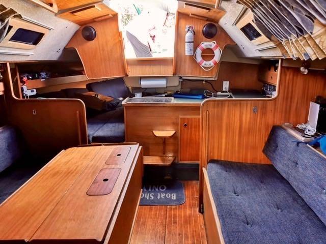 1984 X-Yachts Denmark X102 Photo 7 sur 15