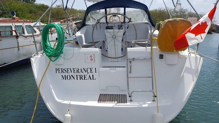 2003 Beneteau Oceanis 393 Photo 3 sur 40