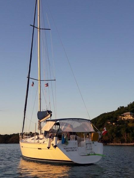 2003 Beneteau Oceanis 393 Photo 4 sur 40