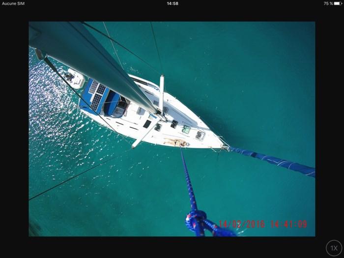 2003 Beneteau Oceanis 393 Photo 5 sur 40