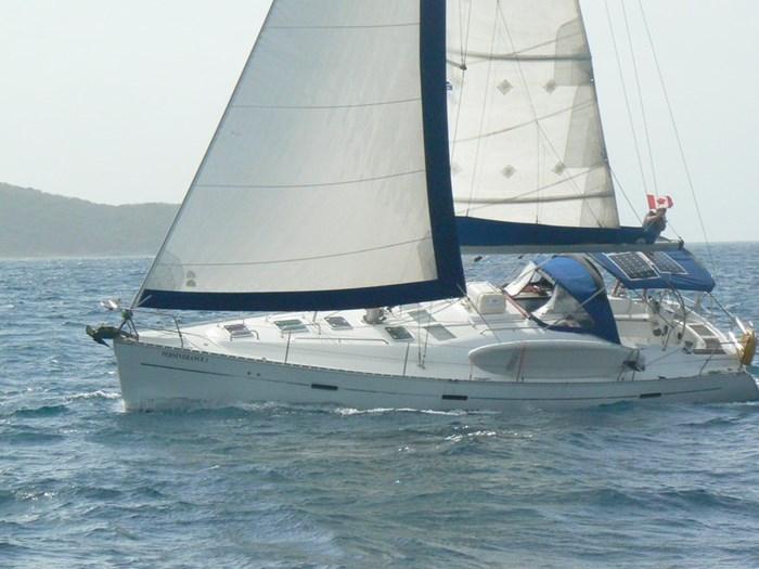 2003 Beneteau Oceanis 393 Photo 1 sur 40