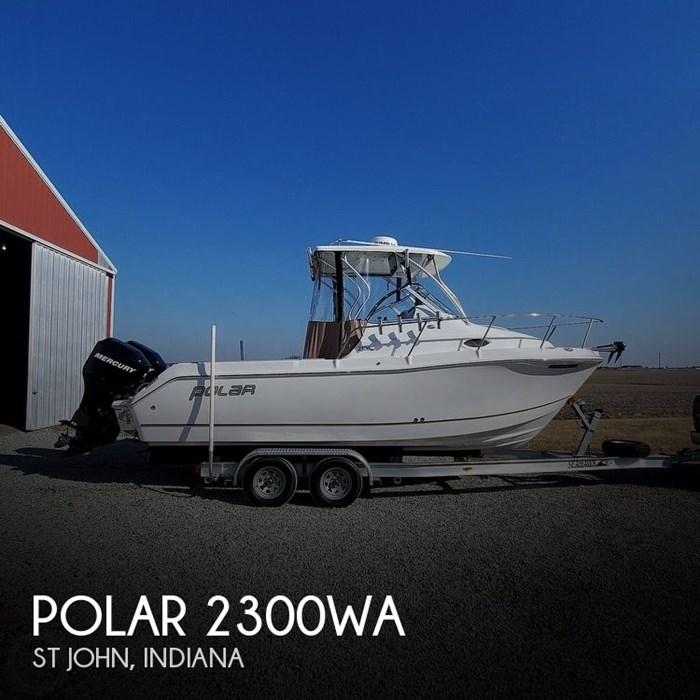 2006 Polar 2300WA Photo 1 sur 20