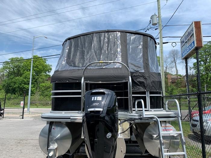 2020 Lowe SS210 Mercury 115HP Full Enclosure Tri-Toon Tra... Photo 6 of 19