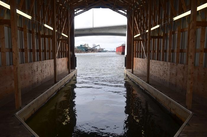 2008 Custom Boathouse Photo 11 sur 29