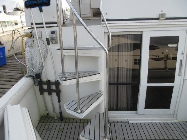 1997 Carver 40 Motor Yacht Photo 20 sur 91