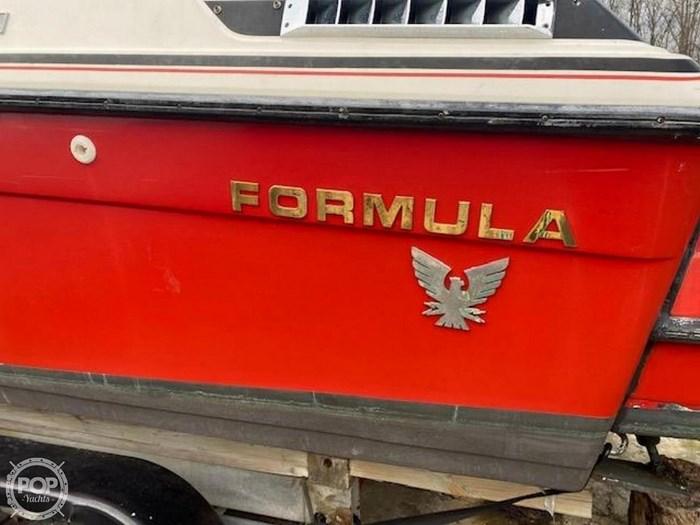 1987 Formula F 242 LS Photo 3 sur 20