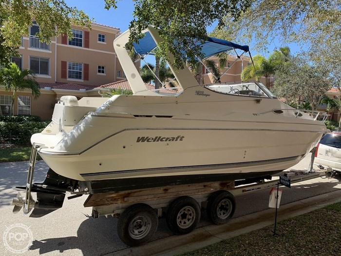 2001 Wellcraft 2600 Martinique Photo 4 sur 20