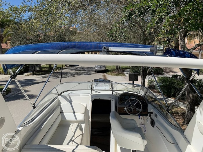 2001 Wellcraft 2600 Martinique Photo 12 sur 20