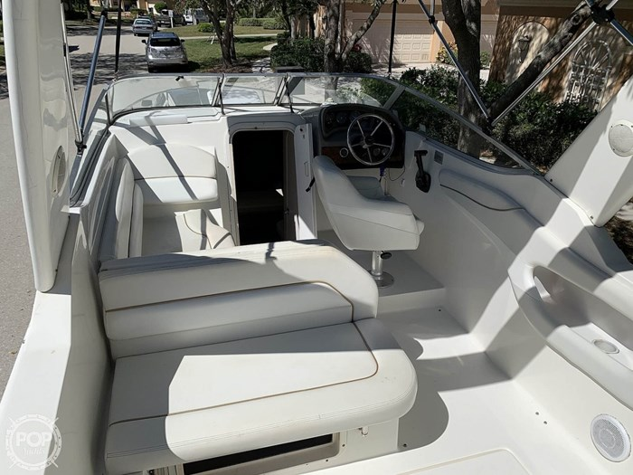 2001 Wellcraft 2600 Martinique Photo 15 sur 20