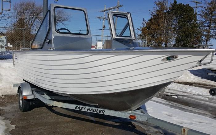 Dual Console Work/Ski/Fishing Boat
